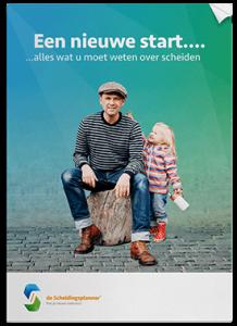 Gratis scheidingsboekje van de Scheidingsplanner Hilversum | Bilthoven | Soest | 't Gooi
