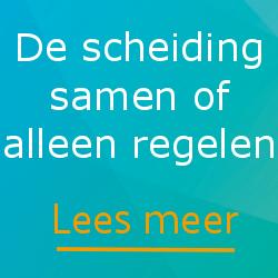 lees meer over de scheiding samen of alleen regelen - Scheidingsplanner Hilversum | Bilthoven | Soest | 't Gooi