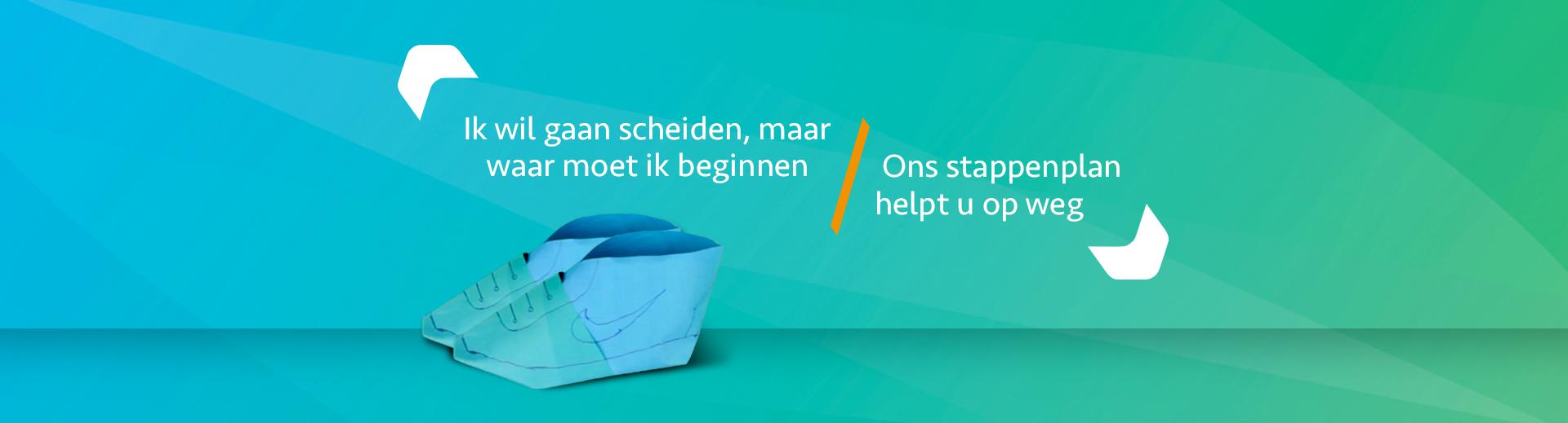 Scheiden... maar waar moet ik beginnen? Met stappenplan - Scheidingsplanner Hilversum - Bilthoven - Soest - Het Gooi