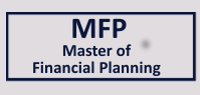 Master of Financial planning