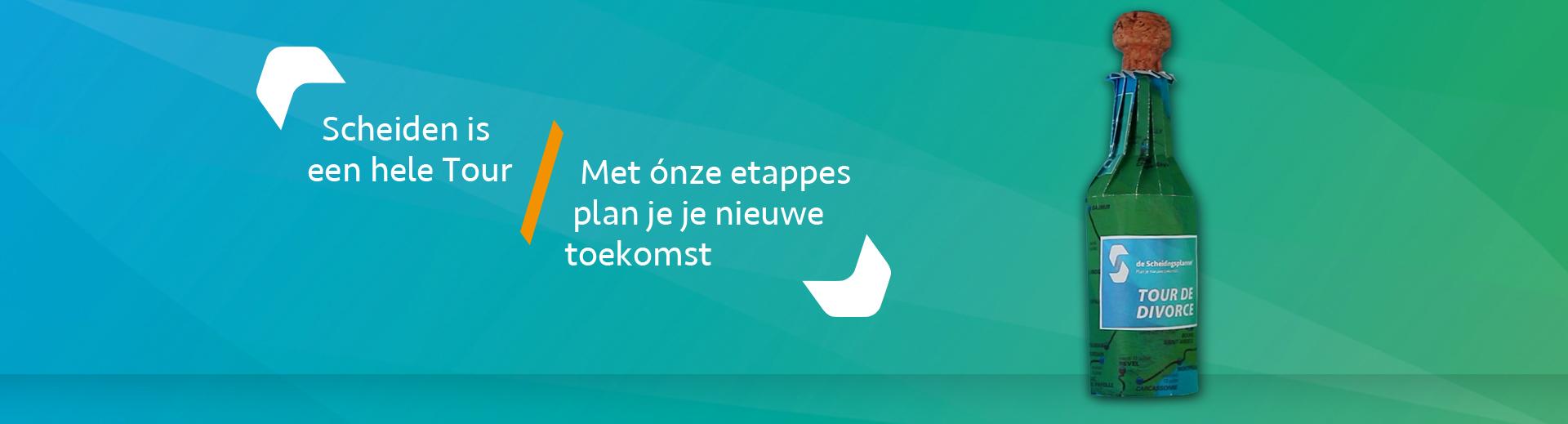 Volg onze Tour de Divorce - Scheidingsplanner Hilversum | Bilthoven | Soest | 't Gooi