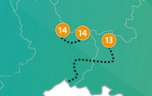 etappe 14 - Scheidingsplanner Hilversum | Bilthoven | Soest | 't Gooi