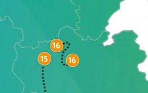 etappe 16 - Scheidingsplanner Hilversum | Bilthoven | Soest | 't Gooi