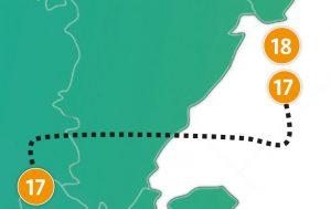 etappe 18 - Scheidingsplanner Hilversum | Bilthoven | Soest | 't Gooi