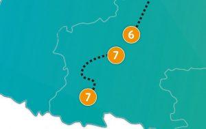 etappe 7 - Scheidingsplanner Hilversum | Bilthoven | Soest | 't Gooi