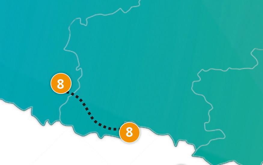 etappe 8 - Scheidingsplanner Hilversum | Bilthoven | Soest | 't Gooi
