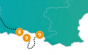etappe 9 - Scheidingsplanner Hilversum | Bilthoven | Soest | 't Gooi