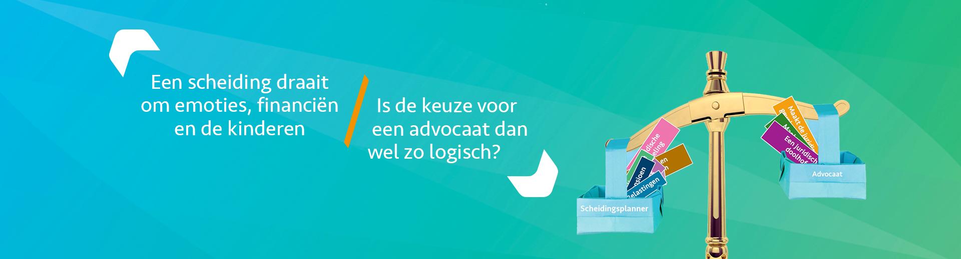 Scheiden zonder advocaat - Scheidingsplanner Hilversum - Bilthoven - Soest - Het Gooi