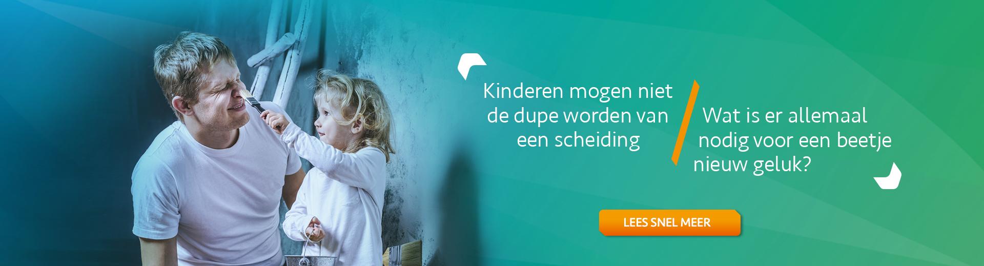 scheiden en kinderen - Scheidingsplanner Hilversum - Bilthoven - Soest - Het Gooi