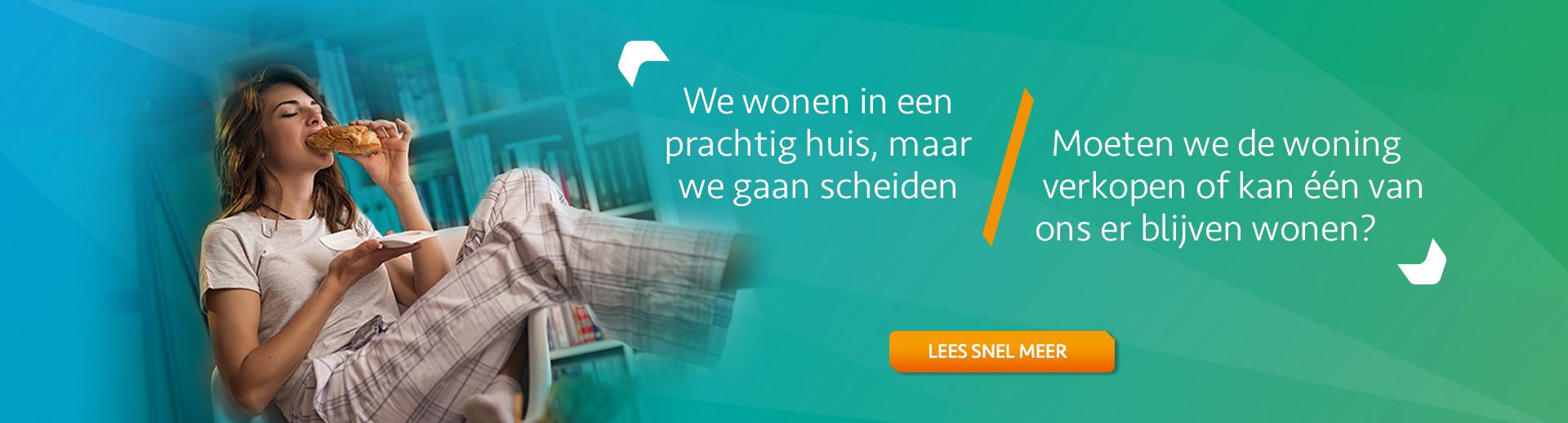 Scheiden met eigen huis - Scheidingsplanner Hilversum - Bilthoven - Soest - Het Gooi