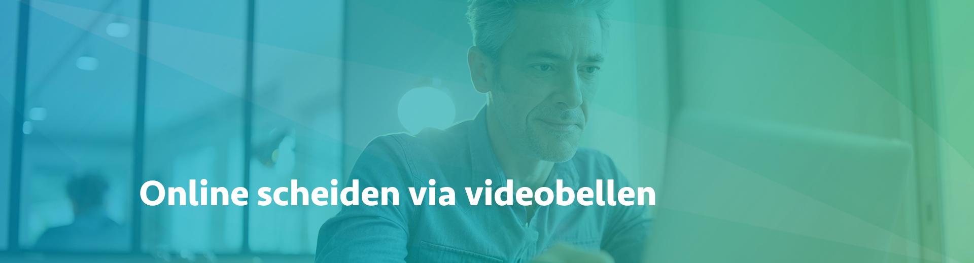Online scheiden via videobellen